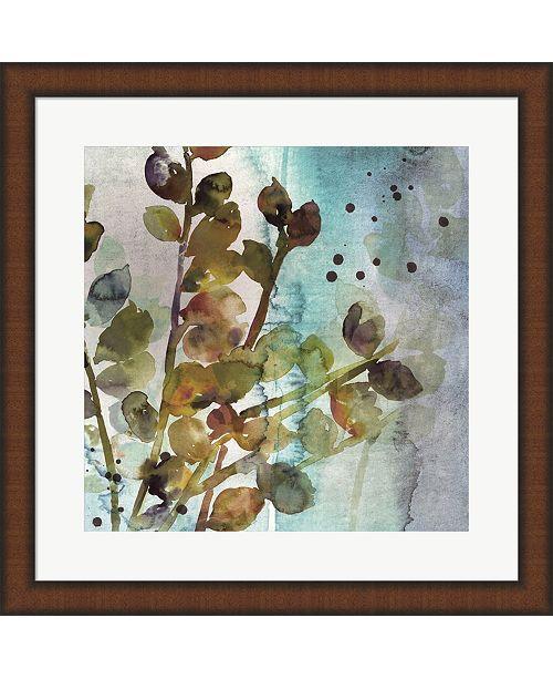 Metaverse Within I By Asia Jensen Framed Art
