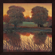 Early Evening Ii By Timothy O'Toole Framed Art