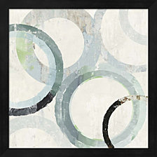 Pour Elle I by Michelle Clair Framed Art