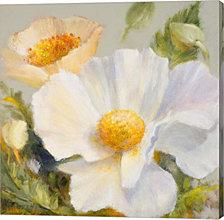 Sunbeam Flowers II by Lanie Loreth Canvas Art