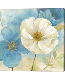 Watercolor Poppies B by Cynthia Coulter Canvas Art