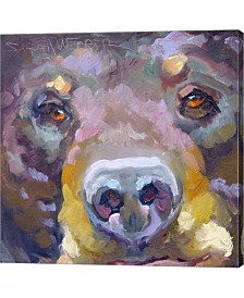 Bear With Me By Sarah Webber Canvas Art