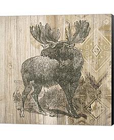 Natural History Lod8 By Elyse Deneige Canvas Art