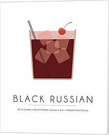 Black Russian by Studio Grafiikka Canvas Art