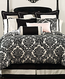 CLOSEOUT! Waterford Lisette 4-pc Cotton Bedding Collection
