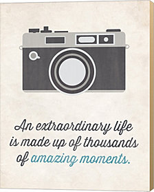 Amazing Moments by Louise Carey Canvas Art