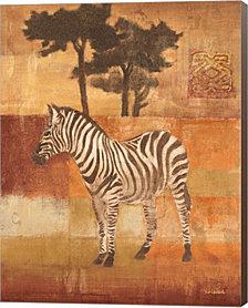 Animals on Safari II by Albena Hristova Canvas Art