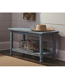 Country Cottage Bench