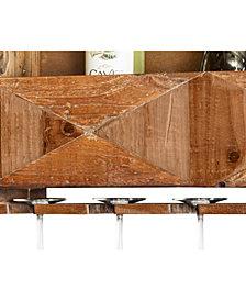 Revive - Reclaimed Wood Wine Rack
