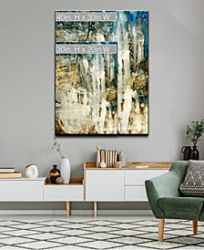 Ready2HangArt 'Ravine Falls I' Abstract Canvas Wall Art Collection