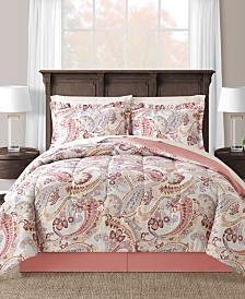 CLOSEOUT! Meral 8-Pc. Comforter Sets