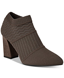 Impo Temma Pointed-Toe Ankle Booties