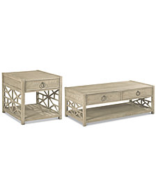 Finley Table Furniture 2-Pc. Set (Coffee Table & End Table)
