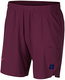 "Nike Men's Court Ace Flex Roger Federer 9"" Tennis Shorts"
