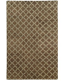 Tommy Bahama Home  Maddox 56503 Brown/Blue Area Rug