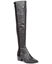 02811ab1bcf Steve Madden Rational Over-The-Knee Boots   Reviews - Boots - Shoes ...