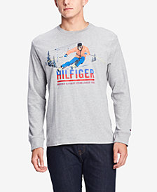 Tommy Hilfiger Men's Alpinist Graphic Shirt, Created for Macy's