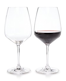 Extreme Cabernet Glasses, Set of 2