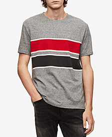 Calvin Klein Jeans Men's Double Stripe T-Shirt