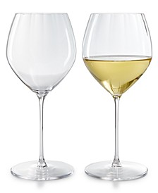 Performance Chardonnay Glasses, Set of 2