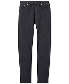 Polo Ralph Lauren Big Boys Slim Fit Stretch Flannel Pants