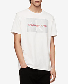 Calvin Klein Jeans Men's Reflective Monogram T-Shirt