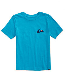 Quiksilver Big Boys Logo-Print T-Shirt