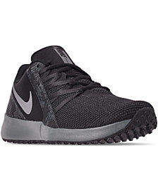 Nike Men's Varsity Compete Camo Training Sneakers from Finish Line