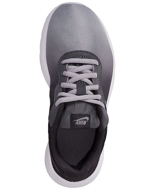 c43111325ec ... Nike Little Boys  Tanjun Print Casual Sneakers from Finish Line ...