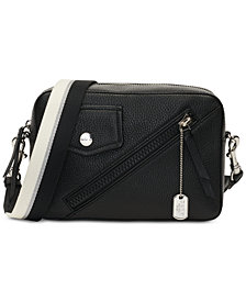 DKNY Jagger Leather Camera Bag, Created for Macy's