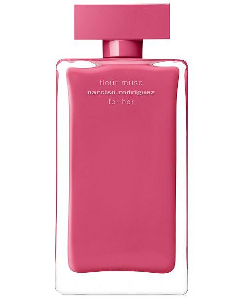 Narciso Rodriguez For Her Fleur Musc Eau de Parfum Spray, 5-oz.
