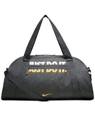 Nike Gym Club Training Duffel Bag   Reviews - Women s Brands - Women -  Macy s 7d2a85872b803