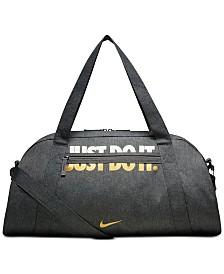 Nike Gym Club Training Duffel Bag   Reviews - Women s Brands - Women ... b261ce5ea5728