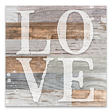 Rustic Love Wood, MDF Box