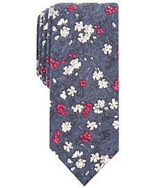 Tallia Men's Tillman Slim Floral Tie
