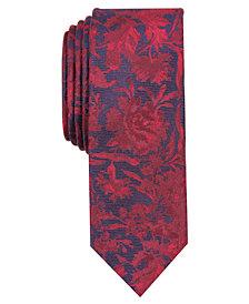 Penguin Men's Wadhams Skinny Floral Tie