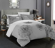 Birdy 7 Pc King Duvet Set