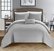 Bea 8 Pc Queen Duvet Set