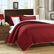 Palermo 7 Pc King Quilt Set
