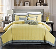 Rhodes 12 Pc Queen Comforter