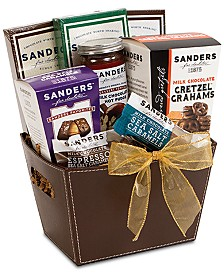 Sanders Fabulous Favorites Gift Basket
