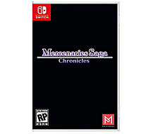 Nintendo Switch Mercenaries Saga Chronicles