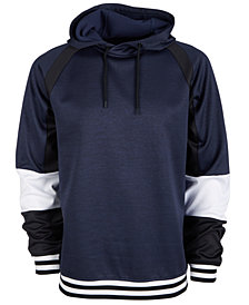 ID Ideology Men's Colorblocked Tech Fleece Hoodie, Created for Macy's