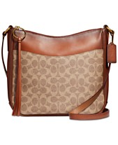 70cbf22496 COACH Messenger Bags and Crossbody Bags - Macy s