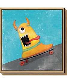 Xtreme Monsters IV by Sarah Adams Canvas Framed Art