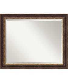 Amanti Art Veneto Distressed 33x27 Bathroom Mirror