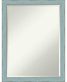 Rustic 20x26 Bathroom Mirror