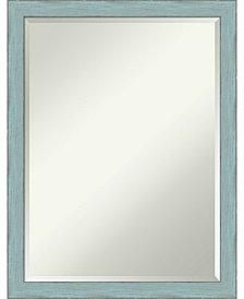 Amanti Art Rustic 20x26 Bathroom Mirror