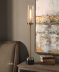 Selane Glass Hurricane Lamp
