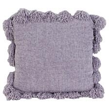 """Cecelia Chenille Pillow, 20"""" x 20"""""""